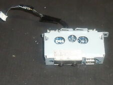 Dell XPS 630,630i Front I/O Audio,Firewire Panel in Bracket T173G With Cable