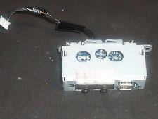 Dell Xps 630,630 me frontales de E/S de audio, Firewire Panel en soporte t173g Con Cable