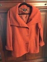 Talbots Wool Blend Coat