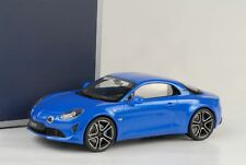 2017 Renault Alpine A110 Premiere Edition Blue Metallic 1:18 NOREV 185148 NEW
