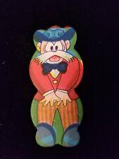 Vintage SHUNSAKU BAN from ASTRO BOY die cut MENKO Menko Tezuka Osamu #2 RARE!