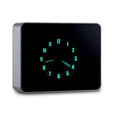 DOUK VFD Uhr Clock Time UHR Elektronika Nixie Ära Zeigeruhr Aluminium Gehäuse