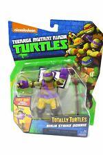Teenage Mutant Ninja Turtles Strike Donnie Action Figure