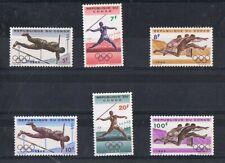 CONGO-1964 JEUX OLYMPIQUES. SET, MNH