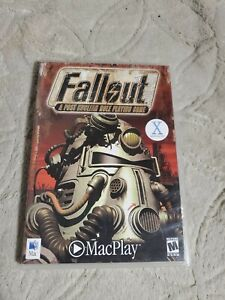 Fallout 1: A Post Nuclear RPG - For Mac