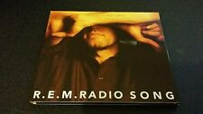 R.E.M. RADIO SONG RARE IMPORT 3 TRCK CD SINGLE REMIX DIGIPACK