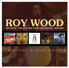 Roy Wood - Original Album Series [New CD] Germany - Import