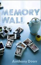 Memory Wall by Anthony Doerr (Hardback, 2011)