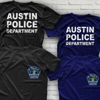 Army Military AUSTIN Police Department APD SWAT T-Shirt Size S-3XL