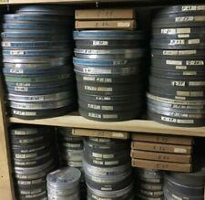 Film 16mm Documentari BN e COL titoli vari