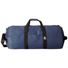 Everest 30-Inch Round Duffel Collapsable - Navy