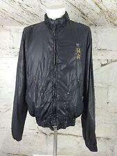 Men's Ringspun Light Summer Jacket Sample One Off Medium urban bomber (897)