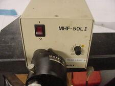 Moritex MHF50L-II Light Source & Fiber Optic Lamp Free Shipping!