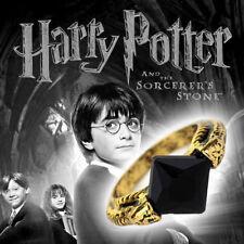 Cosplay Harry Potter Horcrux  Resurrection Magic Sorcerer Stone Retro Rings Gift