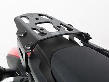 Porte-Paquets Arrière Rack-Alu SW-Motech Noir Honda NC 700 S/X 2011 ->