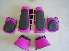 Horse Brush boots /backboots/bellboots Combo SAVE Any colour/size you like