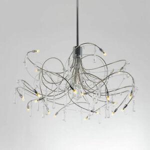Artika Cosmos Chandelier Light, Indoor, Dimmable made of Steel and Plastic