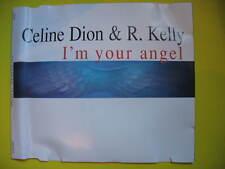CELINE DION & R KELLY-I'M YOUR ANGEL. 1998 3 TRACK CD SINGLE. POP DISCO SOUL