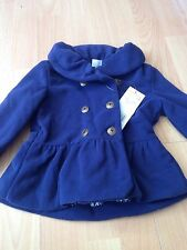 Florence & Fred Girls' Coats, Jackets & Snowsuits without Pattern (0-24 Months)