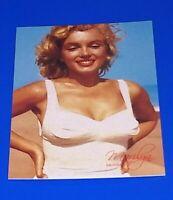 2007 Breygent Marilyn Monroe Card #11 Shaw Family Archive