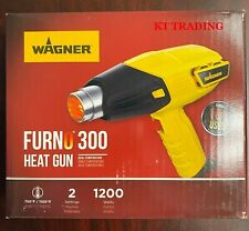 NEW WAGNER 0503059 FURNO 300 DUAL TEMP 750 -1100 DEGREES HEAT GUN 1200W 1642651