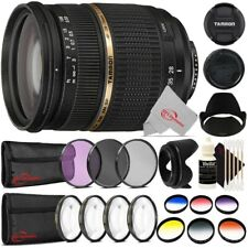 Tamron SP 28-75mm F/2.8 XR Di for Canon EF + Accessory Bundle