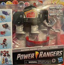 Mighty Morphin Power Rangers Mastodon Dinozord & Pterodactyl Dinozord Toy NEW