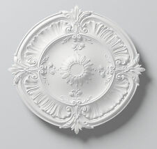 Laura ceiling rose Lightweight Resin - Size 77cm