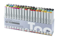 Copic Sketch Marker - 72 C Manga Marker Set-Rechargeables avec COPIC divers encres