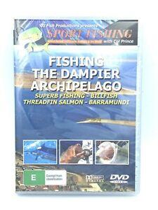 Oz fish: Sports fishing the Dampier archipelago -Educational DVD Series New