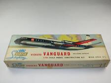 VERY RARE AIRFIX 1/144 Model Aircraft Kit VICKERS VANGUARD Unmade in Type 2 Box