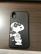 Snoopy Phone Case Silicone Cover For iPhone X