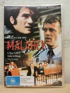 Malarek DVD 1988 Elias Koteas - Michael Sarrazin - BASED ON A TRUE STORY ! Reg 4