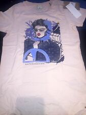 Scotch R'Belle Pink Lady T-Shirt BNWT 10yrs