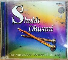 Shubh Dhwani : The Auspicious Sounds Of Shehnai - Instrumental Audio CD