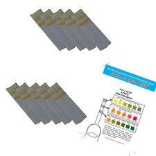 50 x 3 Way Chlorine Test Strips Hot Tub Spa PH TA & Chlorine