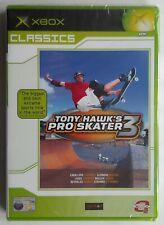 XBOX - Tony Hawk's Pro Skater 3 (PAL) FACTORY SEALED