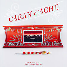 Caran d'Ache 2018 Christmas 849 Limited Edition Ball point Pen