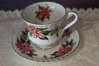 ROYAL STANDARD BONE CHINA ENGLAND TEA CUP AND SAUCER