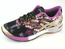 ASICS Gel Noosa TRI-10 T5M9N Breast Cancer Pink/Gold Sneakers US 7 EU 38 $160