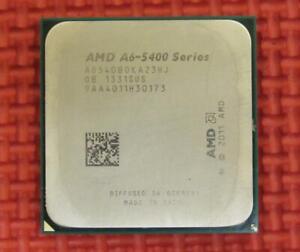 AMD AD540BOKA23HJ A6-5400 Series 3.60GHz 1M Socket FM2 Dual-Core CPU Processor