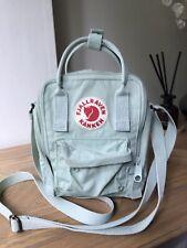 Fjallraven Kanken Sling mint color small shoulder bag cross body bag
