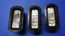 3 PCS Rear Bumper Clear Fog Light x3 Civic EG EK CRX EF8 Integra DC2 DB8 COMBINE