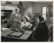 LATE EDWINA BLACK 1951 Geraldine Fitzgerald, Roland Culver 10x8 STILL #76