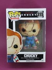 FUNKO POP MOVIES BRIDE OF CHUCKY #315 CHUCKY (SCARRED) VAULTED VINYL~FAST POST🎀