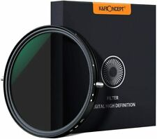 K&F Concept 49/55/58/62mm Camera Lens Filter ND2-ND32 and CPL 2 in 1 No X Spot