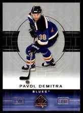 2002-03 SP Authentic Pavol Demitra #78