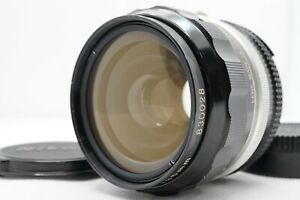[EXC+5] Nikon Nikkor-O Auto 35mm f/2 Ai Converted MF Lens From Japan
