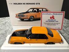1:18 Holden HX Monaro GTS 1976 (Papaya Orange) AUTOart BNIB COA