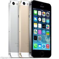 APPLE IPHONE 5S LTE 4G 16GB/32GB/64GB iOS SMARTPHONE HANDY OHNE VERTRAG WLAN GPS